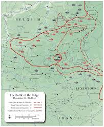 Map Of Europe During The Cold War by Battle Of The Bulge Historynet