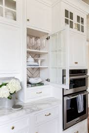 glass door hutch kitchen design white kitchen cabinets with glass doors cheap