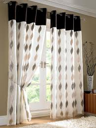 stylish interior room decoration ideas with cheap budget curtain