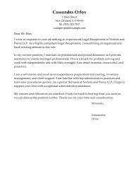 Front Desk Hotel Cover Letter Legal Cover Letters Resume Cv Cover Letter