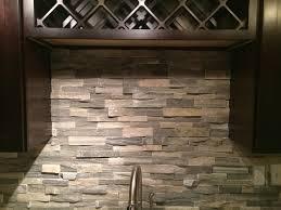 Slate Kitchen Backsplash 100 Rock Kitchen Backsplash How To Install A Tile