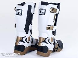 motocross boot straps scott genius boot review motorcycle usa