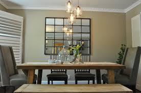 rustic dining room lighting stunning rectangular wood chandelier