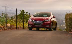 nissan leaf wont start 2018 nissan leaf photos and information news car and driver