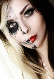 dead makeup halloween 31 best sugar skulls images on pinterest sugar skull makeup