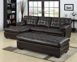 Lounge Chaise Sofa by Home Design 85 Exciting Brown Leather Chaise Lounges
