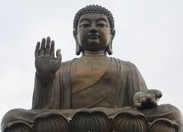 placement of buddha hand symbols in your home