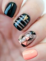 latest 45 easy nail art designs for short nails 2016 easy nail