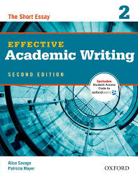 Effective Academic Writing  Second Edition   Student Book with     ELT Books