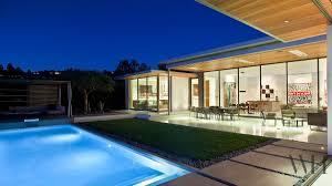 Mid Century Modern House Plan Mid Century Modern House In California