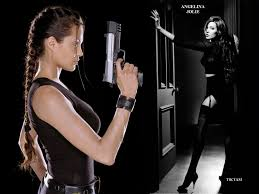angelina jolie tomb raider lara croft tombraider