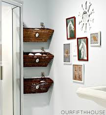 Space Saving Bathroom Furniture Charming Small Bathroom With Space Saving Corner Tub And