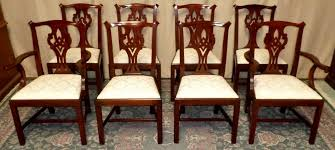 Henkel Harris Dining Room Chairs Blue U0027s Antiques Arts And Collectibles