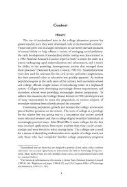 Format College Essay
