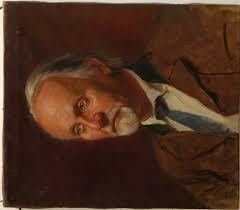 Portrait Guido Peters, Komponist - mal212-1