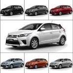 All New Toyota yaris Eco Car 2014 – 2015 โตโยต้า ยาริส อีโคคาร์ ...