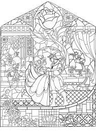 free coloring page coloring prince princess art nouveau
