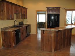 Reclaimed Kitchen Islands Pine Wood Natural Lasalle Door Reclaimed Kitchen Cabinets