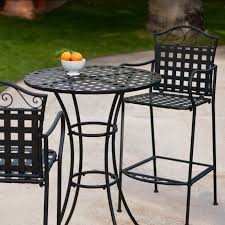 Patio Furniture Set Bar Height Patio Furniture Sets
