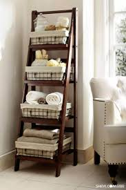 top 25 best linen storage ideas on pinterest organize a linen 44 unique storage ideas for a small bathroom to make yours bigger