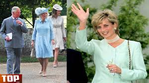 camilla parker bowles mocks princess diana prince charles