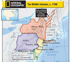 Map Of The New England Colonies by Hudson Isd Hudson Middle Unit 3 Colonial Life