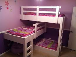 bedrooms for girls with bunk beds pink bunk beds image of cute bunk beds trundle white