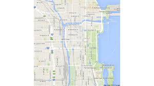 Grant Park Chicago Map by Chicago Crime In R Alan Zablocki
