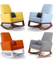 monte designs joya rocker nursery rocking chair silla mecedora