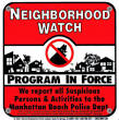 Neighborhood Watch is a crime