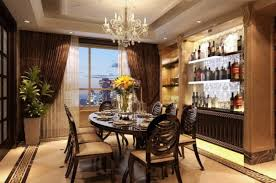 Examples Of The Interesting Dining Room Design Equipped With - Dining room armoire