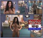 Top Ten Muscular Female Babes, Celebrity Nudity