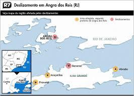 Veja lista com nomes de mortos identificados na tragédia de Angra ...
