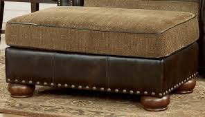 furniture storage ottoman cocktail table large ottomans for