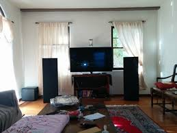 the evolution of my living room theater audioholics home