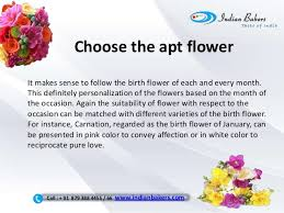 Flowers For Each Month - top tips to buy flowers online send flowers to india