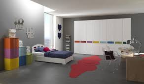 Gray Floors What Color Walls by Bedroom Dark Grey Glossy Concrete Flooring Inspiration Light