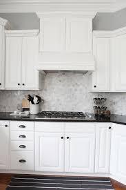 Best  White Kitchen Backsplash Ideas That You Will Like On - White kitchen backsplash ideas