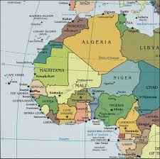Map Of Mali Africa by Map Of Mali Africa