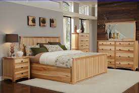 Walnut Furniture Bedroom by A America Adamstown Hickory U0026 Black Walnut Queen Storage Bed