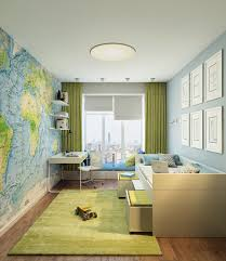 Green Bedroom Wall Designs Clever Kids Room Wall Decor Ideas U0026 Inspiration
