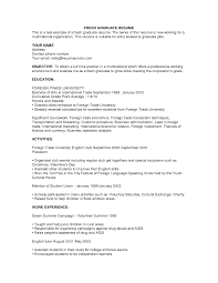 Sample Medical Technologist Resume by Career Objective Sample In Resume Free Resume Example And