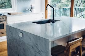 Euro Design Kitchen Carrara Marble Kitchen Cremorne Home Euro Natural Stone Island