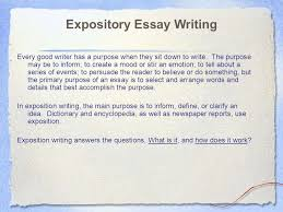 types of expository essay Types Of Expository Essays   Karibian Resume Food For The Soul Short Resume Template   Essay Sample Free Essay Sample Free