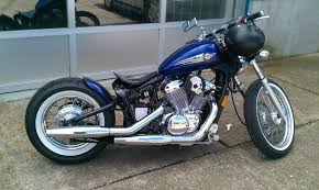 honda vt 600 my 600 bobber honda shadow forums shadow motorcycle forum