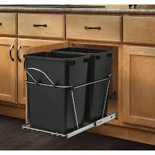 kitchen solid wood kitchen island kitchen cart with trash bin