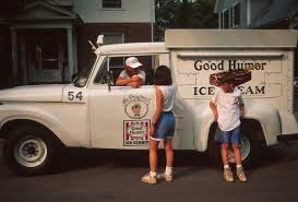 Vintage Ford Ice Cream Truck - good humor is bringing back its iconic white trucks this summer