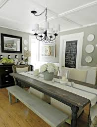 Decorating Ideas Dining Room 70 Lasting Farmhouse Dining Room Table And Decorating Ideas