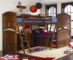 three bed bunk bed devon triple decker threelevel bunk bed at 3