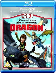 Cómo Entrenar a tu Dragón [BD25 2D + 3D]